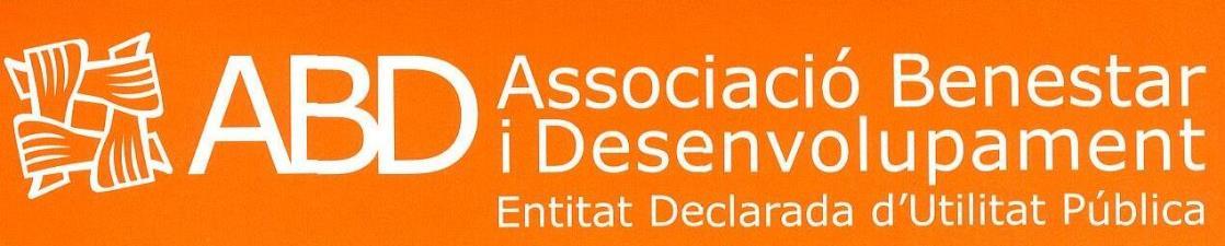 ESCOLA DE VOLUNTARIAT DE L'ASSOCIACIÓ BENESTAR I DESENVOLUPAMENT