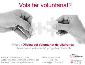 Oficina de Voluntariat de Vilafranca del Penedès