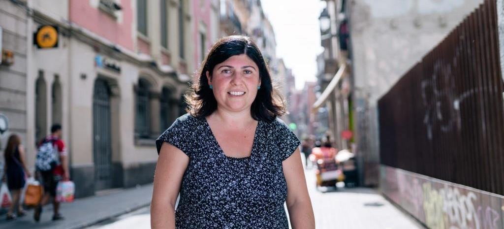 Anna Morales, voluntària a SETEM Catalunya