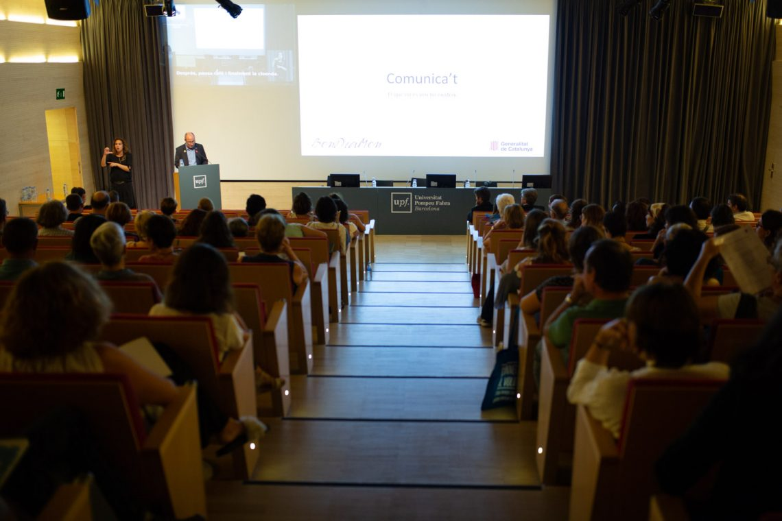 L'Escola d'Estiu del Voluntariat tanca la 19a edició a Barcelona amb més d'un centenar d'assistents