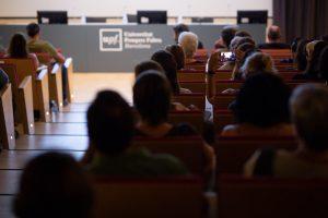 Conferència inaugural de l'Escola d'Estiu del Voluntariat