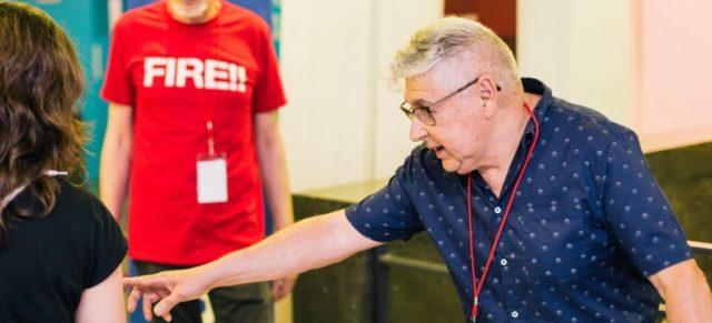 Vicenç Ferrer, voluntari al Casal Lambda