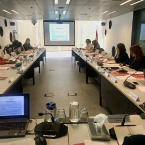 Comissió Interdepartamental del pla nacional